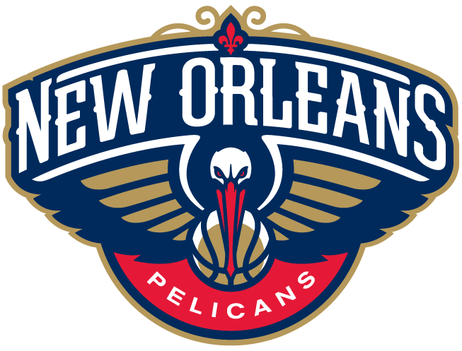 Logo for the New Orleans Pelicans
