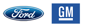 ford & GM logo